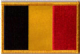Flag Patch - Belgium 08